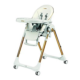 Peg Perego Prima Pappa Zero 3 High Chair in Gold