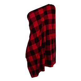 Trend Lab® Buffalo Check Nursing Wrap