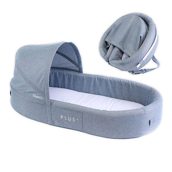 Alternate image 1 for LuLyBoo® Bassinet Plus Baby Travel Bed