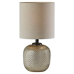 Adesso® Vivian Table Lamp with Night Light