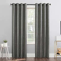 Sun Zero® Peyton Grommet Window Curtain Panel