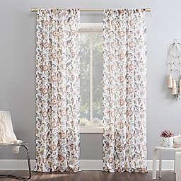 No.918® Sarita Rod Pocket Window Curtain Panel (Single)