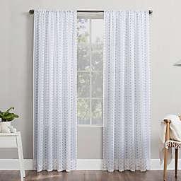 No.918® Petani 84-Inch  Curtain in Blue (Single)