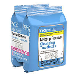 Harmon® Face Vales™ 50-Count Makeup Remover Cleansing Towelettes