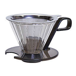 Primula® Pour Over 1-Cup Glass Coffee Maker
