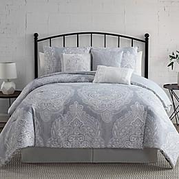 Gloria Vanderbilt Biscayne 6-Piece Comforter Set