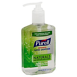 Purell 8 oz. Advanced Hand Sanitizer Naturals with Plant Based Alcohol