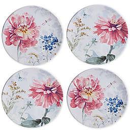 Certified International Spring Bouquet Dinner Plates (Set of 4)