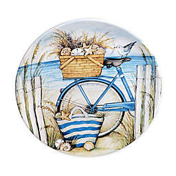 Certified International By the Sea Dinner Plates (Set of 4)