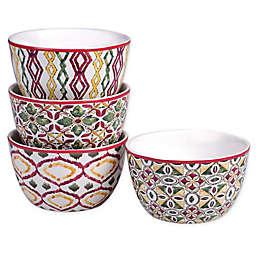 Certified International Napa Ice Cream Bowls (Set of 4)