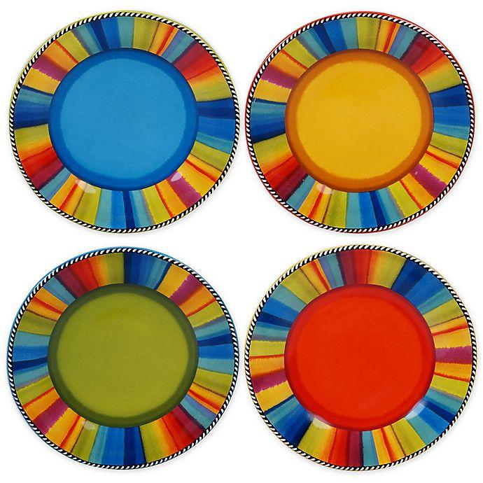 Alternate image 1 for Certified International Sierra Salad Plates (Set of 4)