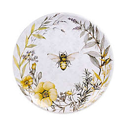 Certified International Sweet as a Bee Dinner Plates (Set of 4)
