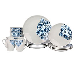 Tabletops Gallery® Isaac 16-Piece Dinnerware Set