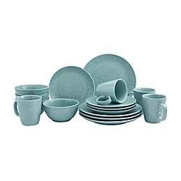Tabletops Gallery® Sophia 16-Piece Dinnerware Set in Denim