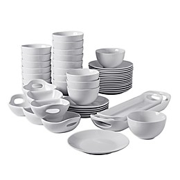 Tabletops Gallery® 44-Piece Appetizer Catering Set in White