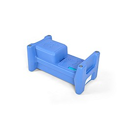 Simplay3® 2 Child Step Stool and Seat in Blue
