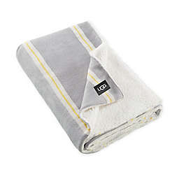 UGG® Ada Throw Blanket in Glacier Grey