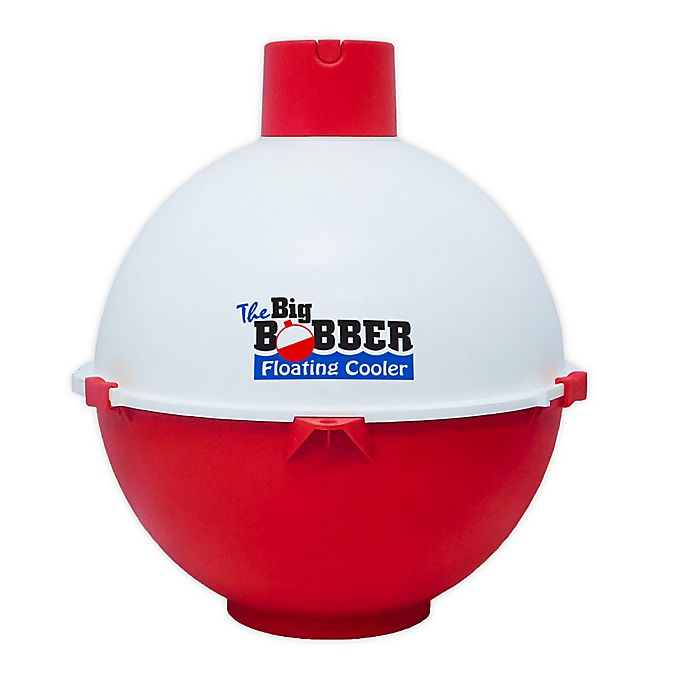 Alternate image 1 for The Big Bobber® Floating Cooler