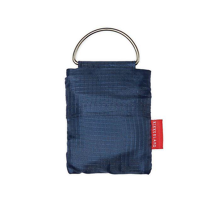 Alternate image 1 for Key Ring Shopping Bag in Blue
