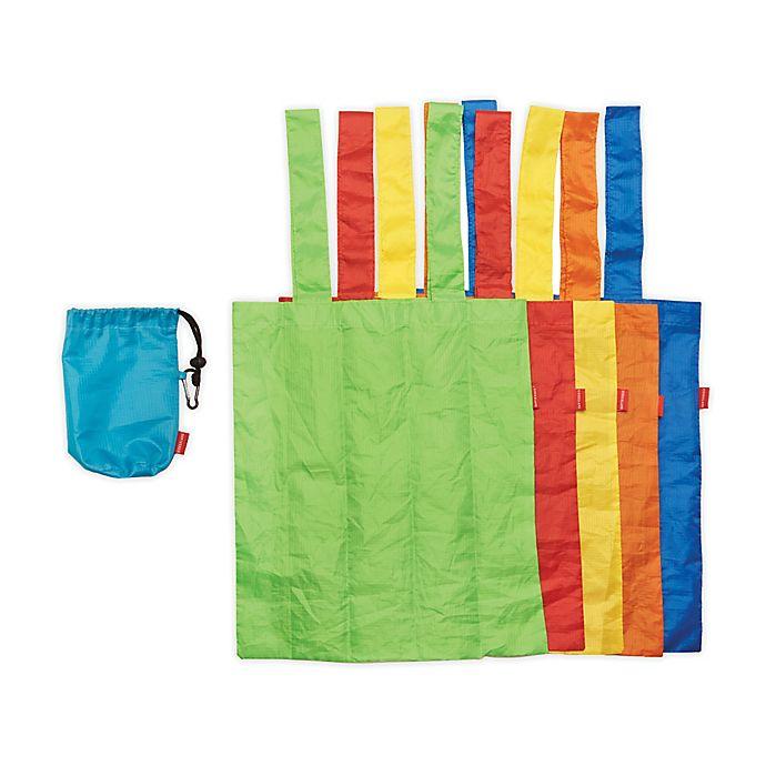Alternate image 1 for Reusable Shopping Bags Set