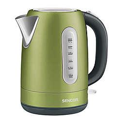 Sencor® 1.7-Liter Stainless Steel Electric Kettle