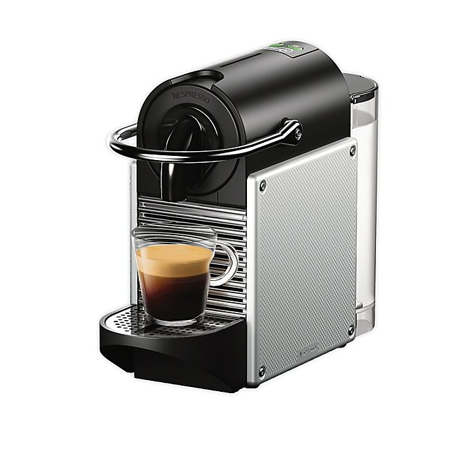 Alternate image 1 for Nespresso Pixie Espresso Machine by De'Longhi
