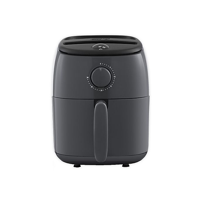 Alternate image 1 for Dash® Tasti-Crisp™ 2.6 qt. Air Fryer in Grey