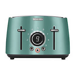 Sencor® 4-Slice Toaster with Rack in Green