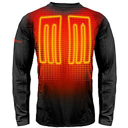 ActionHeat™ Men's 5V Battery Heated Shirt in Black