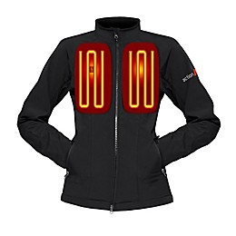ActionHeat™ Women's 5V Battery Heated Jacket in Black