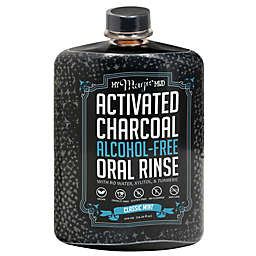 My Magic Mud 14.20 oz. Activated Charcoal Alcohol-Free Oral Rinse in Fresh Mint