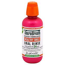 Dr. Katz TheraBreath® 16 oz. Healthy Smile Oral Rinse Mouthwash