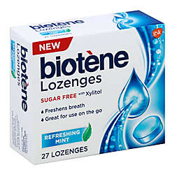 Biotene® 27-Count Sugar Free with Xylitol Lozenges in Refreshing Mint