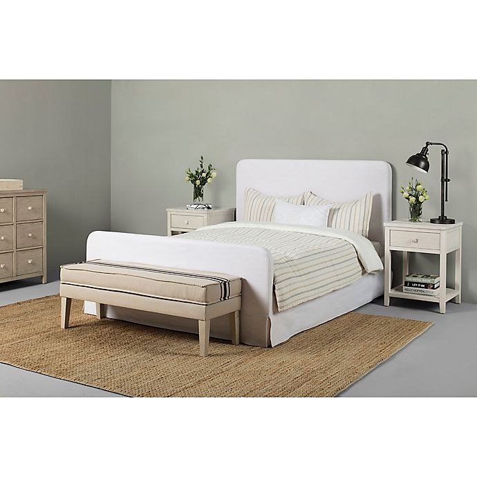 Alternate image 1 for Bee & Willow™ Home Slipcovered Bed