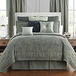 Waterford® Garner 4-Piece Reversible Comforter Set