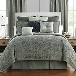 Waterford® Garner 4-Piece Reversible Comforter Set