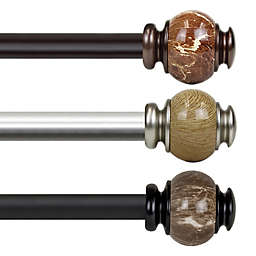 Rod Desyne Marble Window Hardware Collection