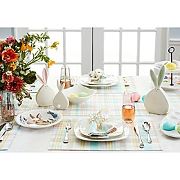 Festive and Traditional Spring Table