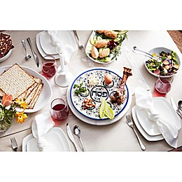 Contemporary Passover Table