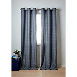 Wamsutta® Collective Windsor 2-Pack Contrast Stitch Window Curtain Panels