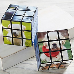 Pet Photo Personalized Rubik's® Cube