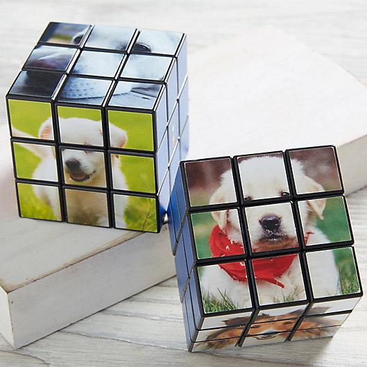 Alternate image 1 for Pet Photo Personalized Rubik's® Cube