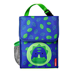 SKIP*HOP® Zoo Lunchies Insulated Lunch Bag in Dino