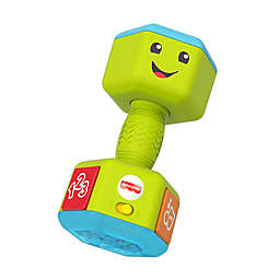 Fisher-Price® Laugh & Learn® Countin' Reps Dumbbell