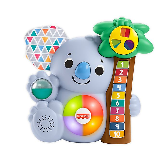 Alternate image 1 for Fisher-Price® Linkimals™ Counting Koala