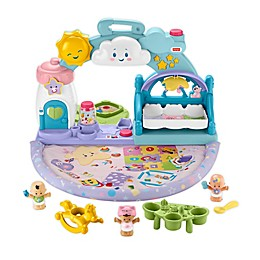 Fisher-Price® Little People® 1-2-3 Babies Playdate Set