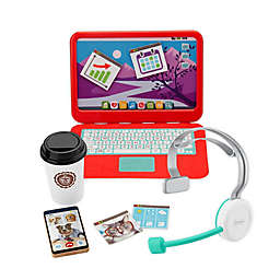 Fisher-Price Work From Home Office Playset