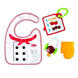 Fisher Price® 4-Piece Cutest Chef™ Gift Set