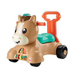 Fisher-Price® 3-in-1 Walk Bounce and Ride Pony