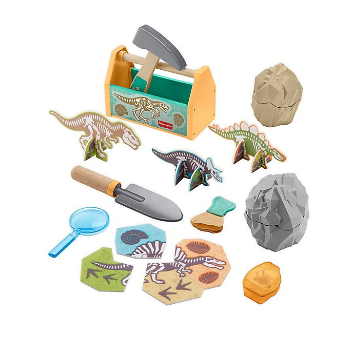 Alternate image 1 for Fisher-Price® Dinosaur Discovery™ Playset